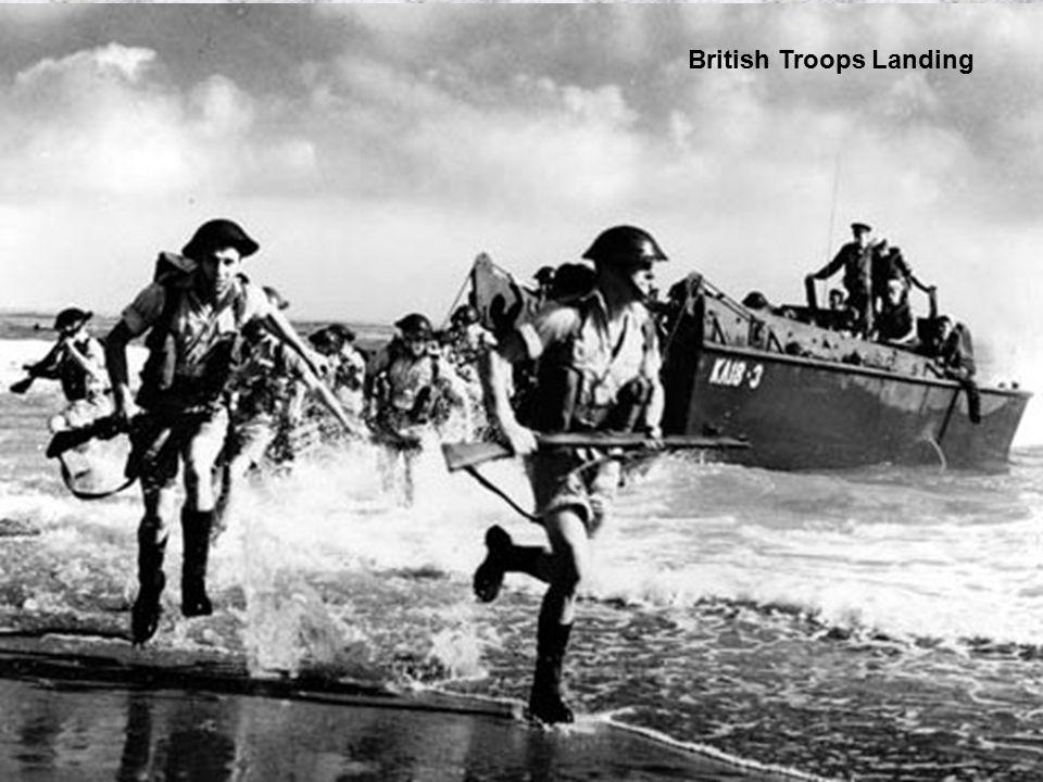 DUKW amphibious vehicles