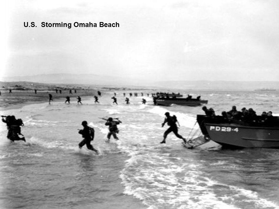 British Troops Landing