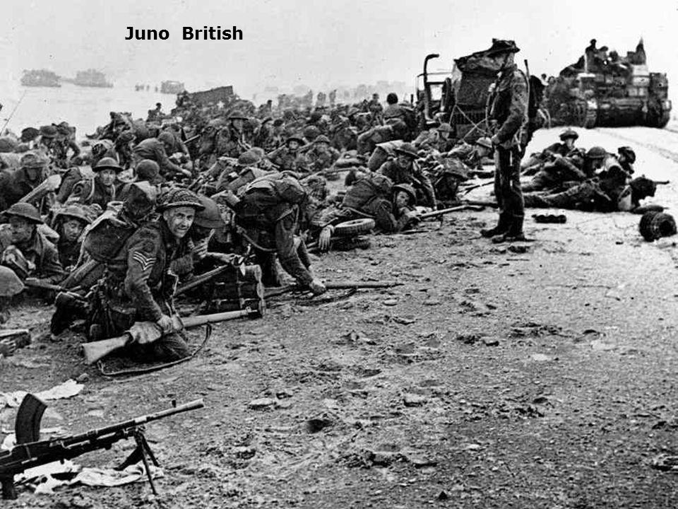 U.S. Storming Omaha Beach