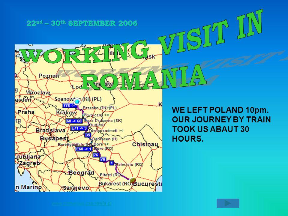 26 th september our press conference … We are preparing to the public presantation www.comenius-zse.strefa.pl