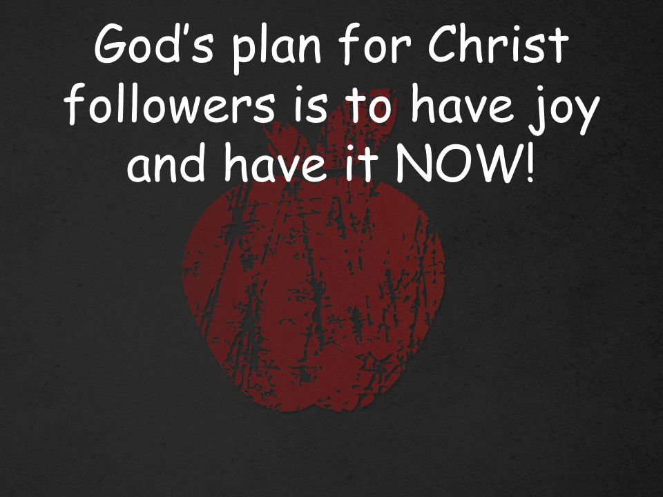 First Truth: Jesus commanded us to fulfill this verse.