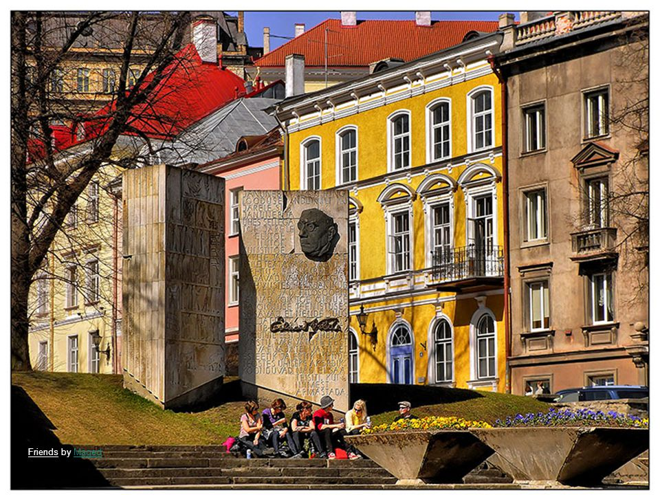 Tallinn Style by MagedMaged