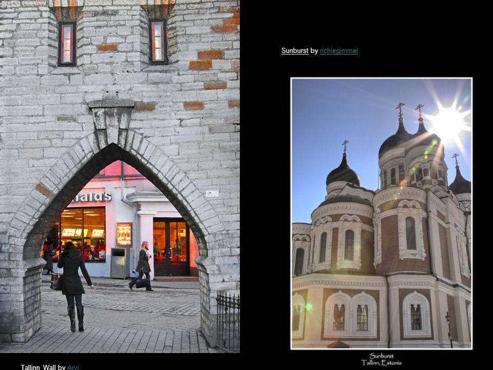 Tallinn - waiting for the Christmas by mariasmirnovamariasmirnova