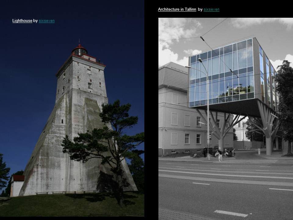 Houses of Tallinn by mafeganmafegan