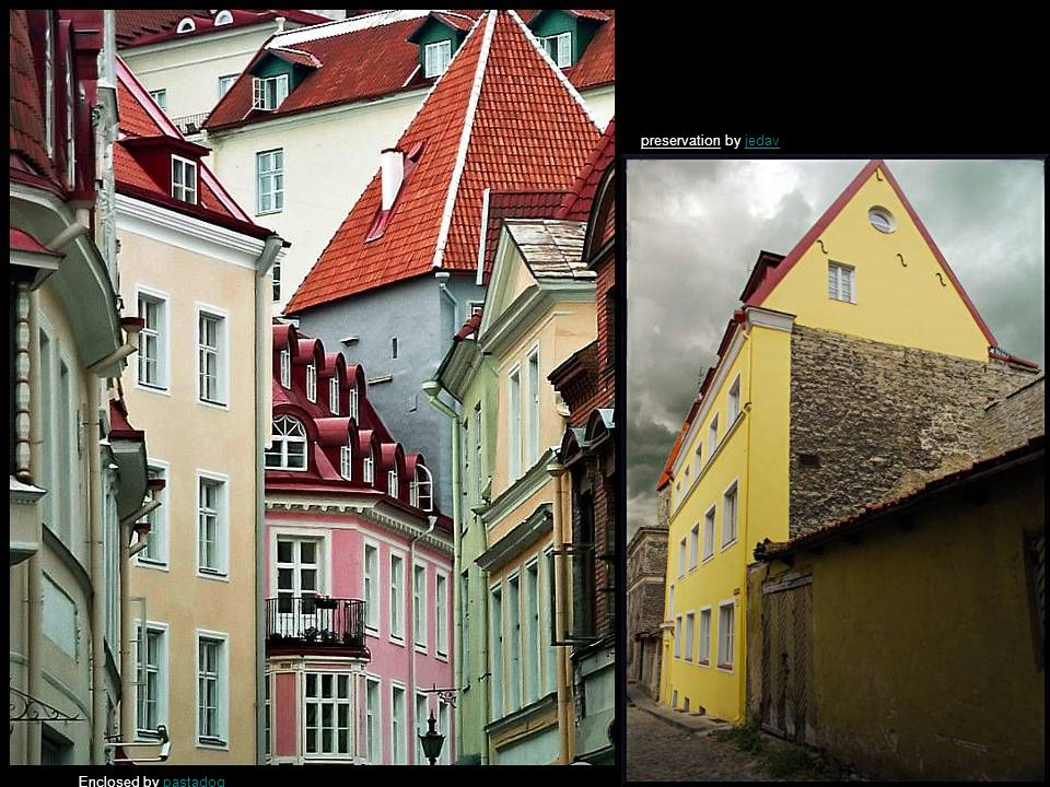 The restored city by jedavjedav