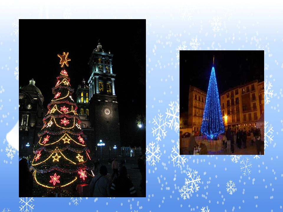Zaragoza in Christmas is shining from 18.00 to 22.30 hours but in the principal days of Christmas the lights shine until midnight.