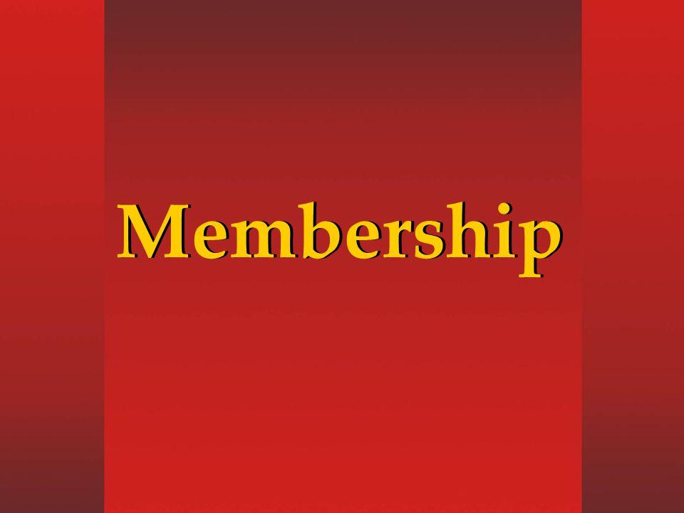 Membership Membership