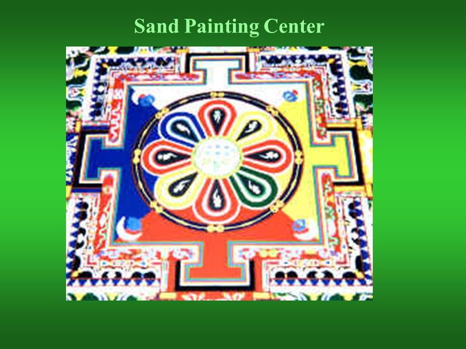 Sand Painting Center