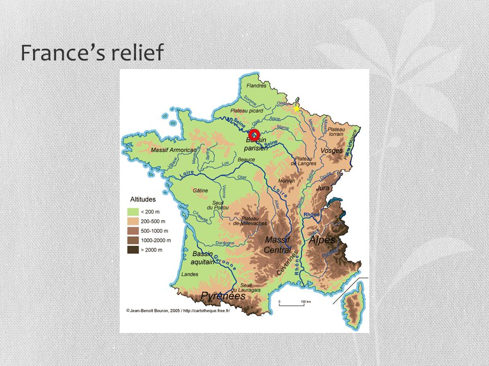 France's relief