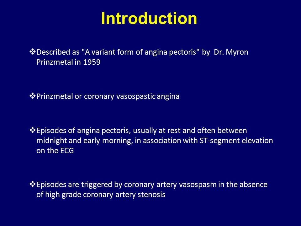 Introduction  Described as