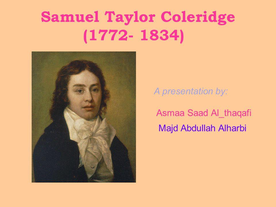 samuel taylor coleridge and don juan