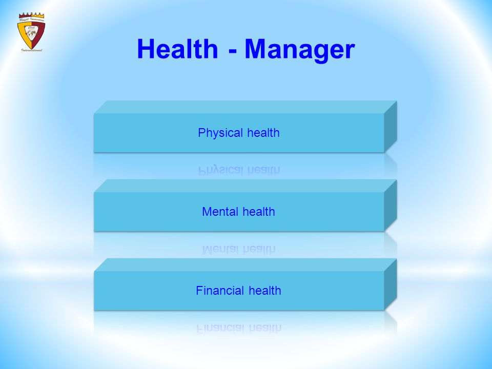 Health - Manager