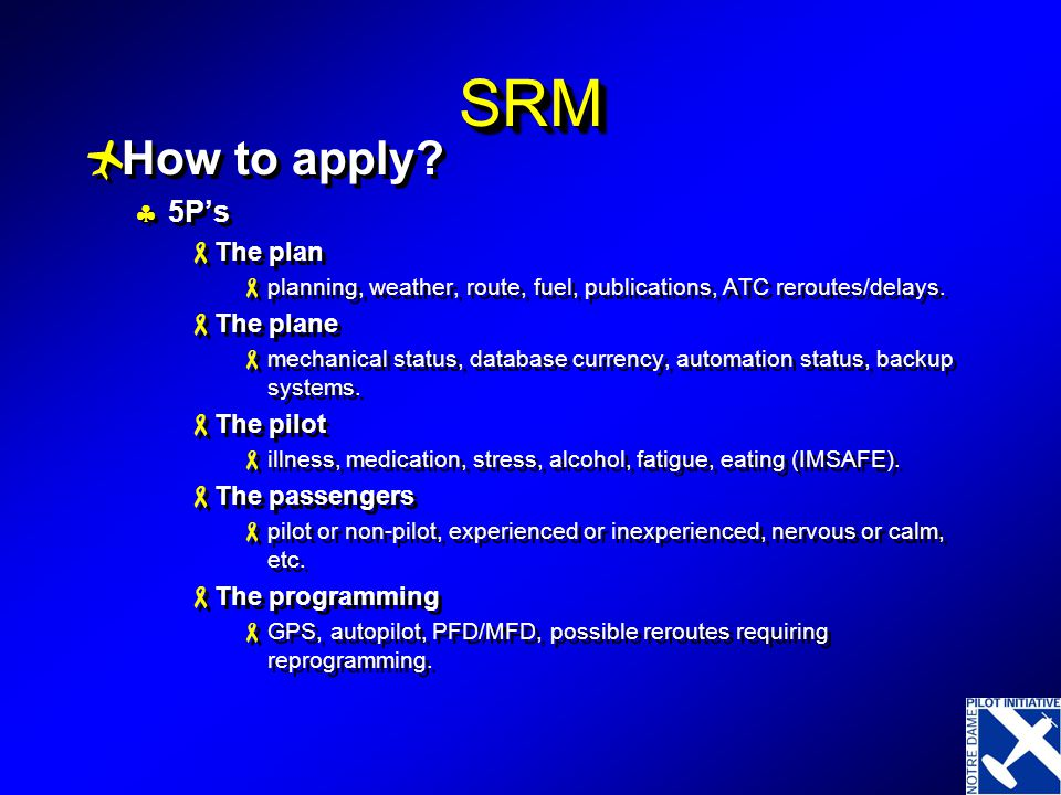 SRMSRM  How to apply.