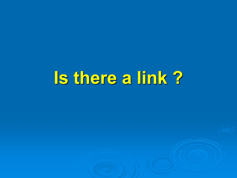 Is there a link