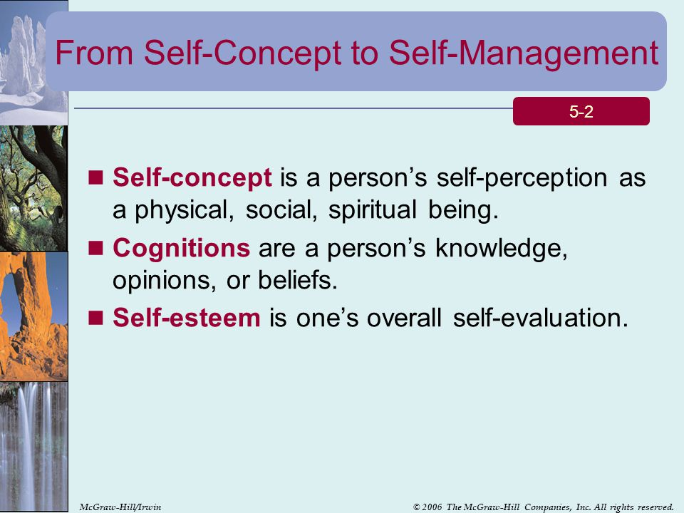 5-13 Table 5-3 Seven Major Mental Abilities McGraw-Hill © 2005 The McGraw-Hill Companies, Inc.