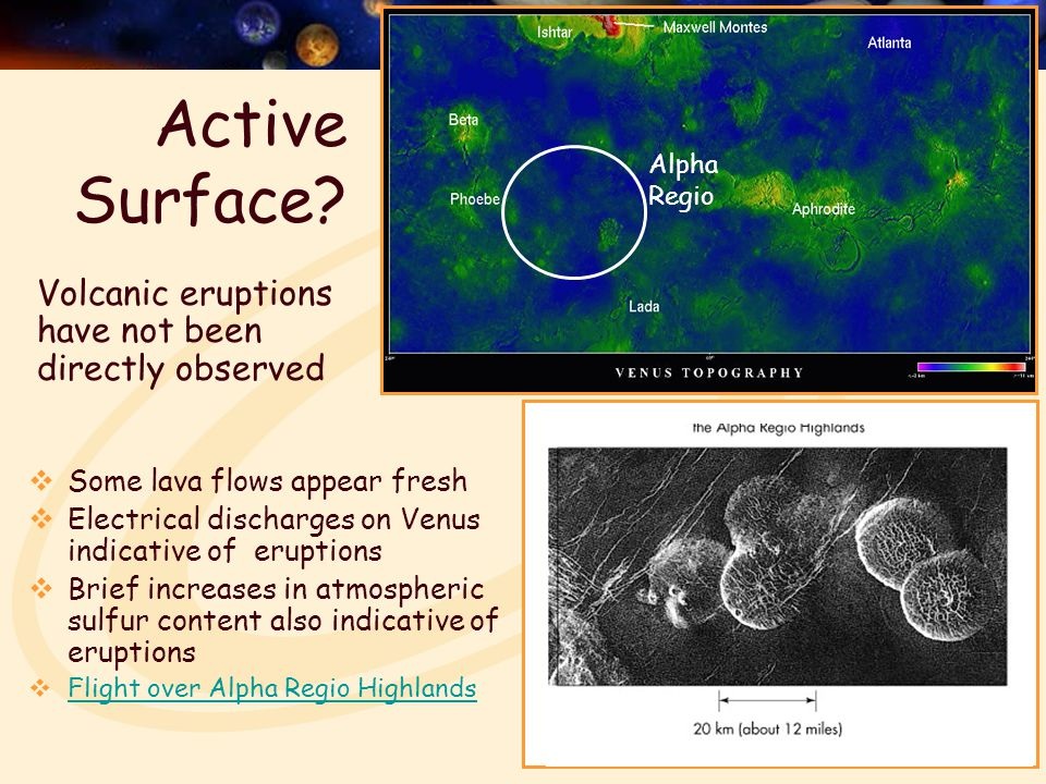 Active Surface.