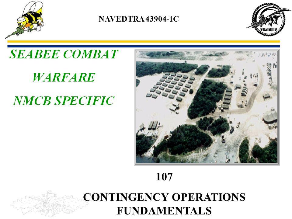 References References: COMSECONDNCDINST 3300.1, Rapid Runway Repair NAVFACINST 4423.1H, ABFC View Program NAVEDTRA 14270, Utilitiesman Basic Vol.