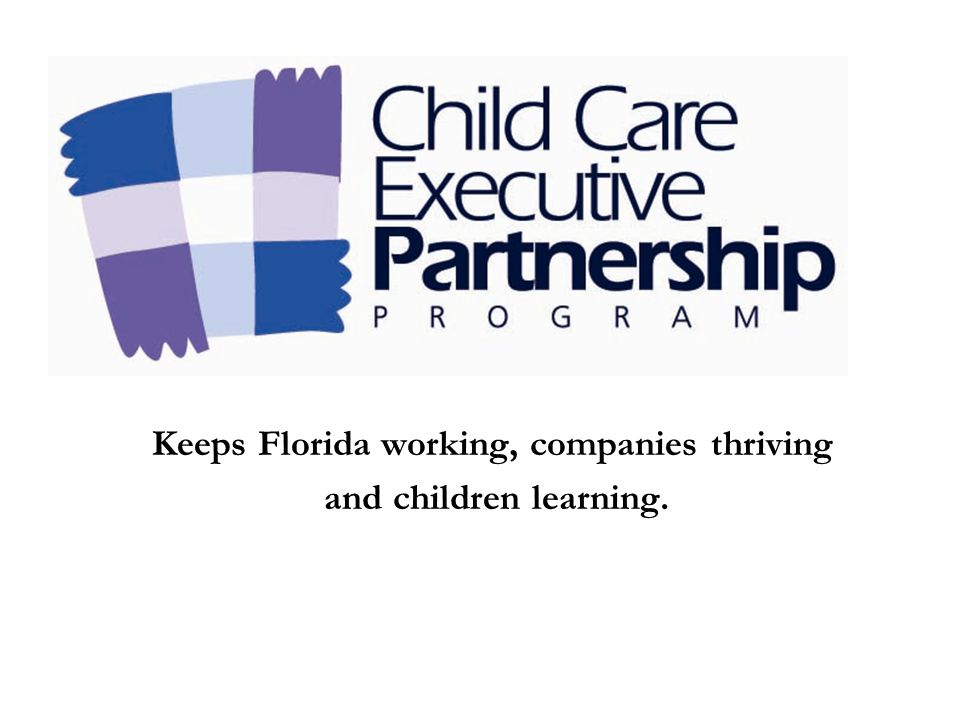 What is the Child Care Executive Partnership.