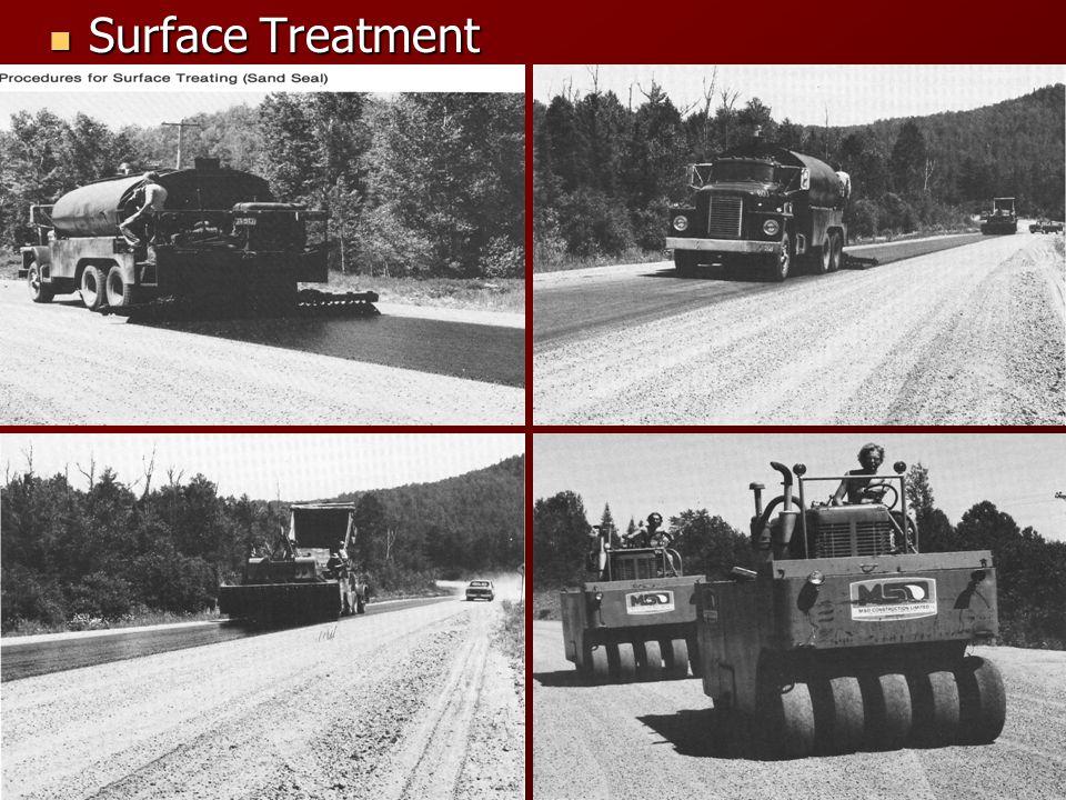Surface Treatment Surface Treatment