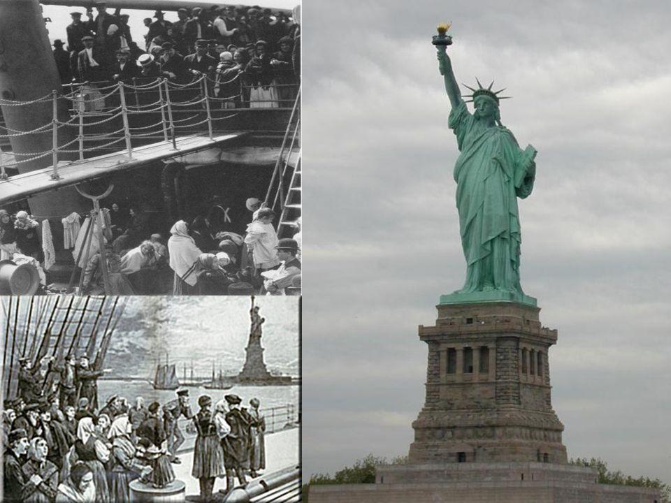 German ship carrying immigrants to Ellis Island in steerage. (below deck)