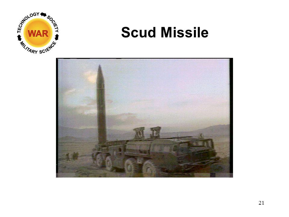 Scud Missile 21