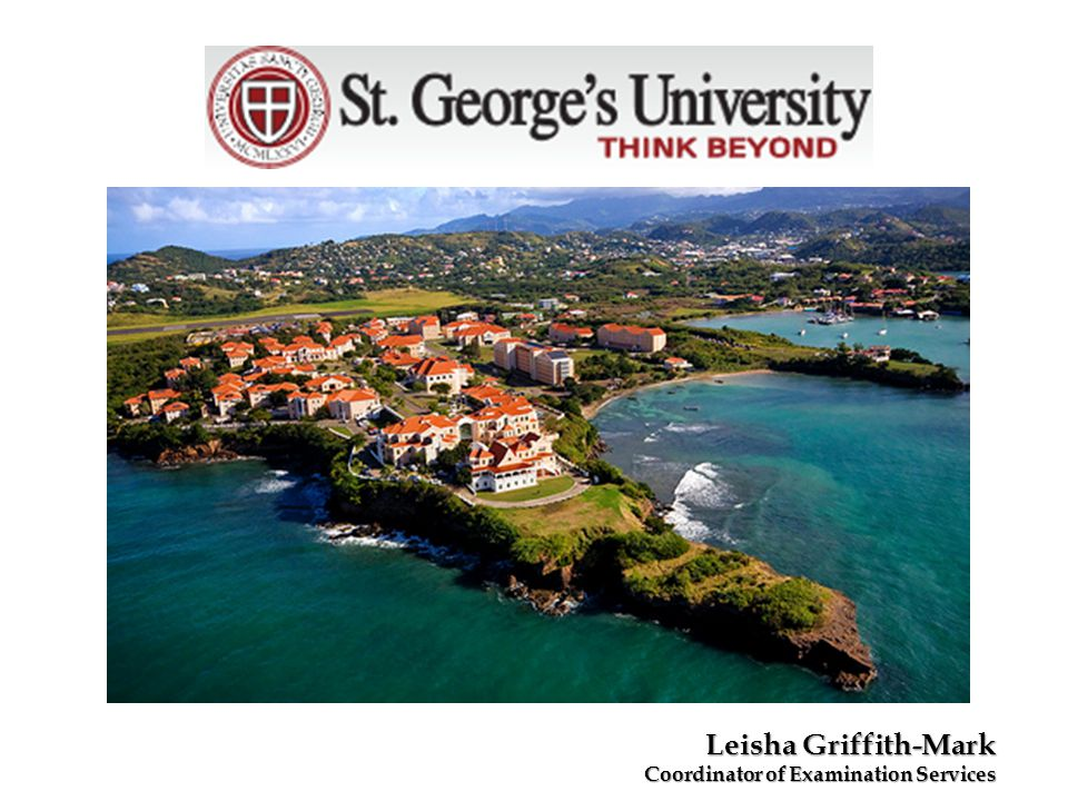 Leisha Griffith-Mark Coordinator of Examination Services