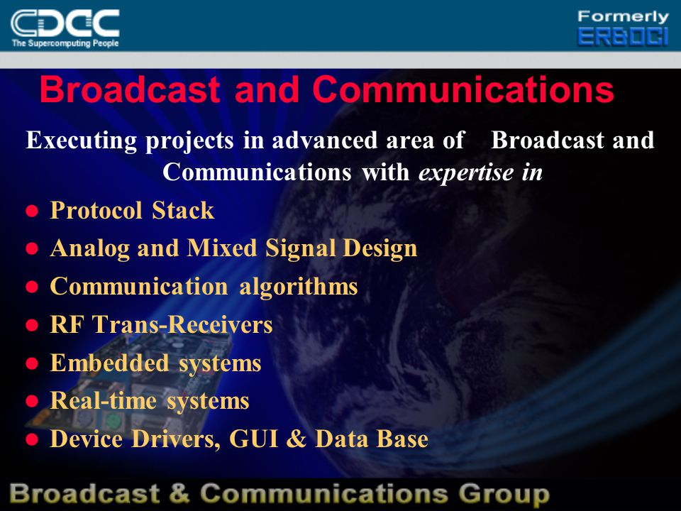 SDR technology has some drawbacks like higher power consumption, higher processing power (MIPS) requirement, increased complexity of software and higher initial costs The extent of SDR progress will be decided largely by RF technology Higher communication rates are accelerating higher processing requirements on DSP.