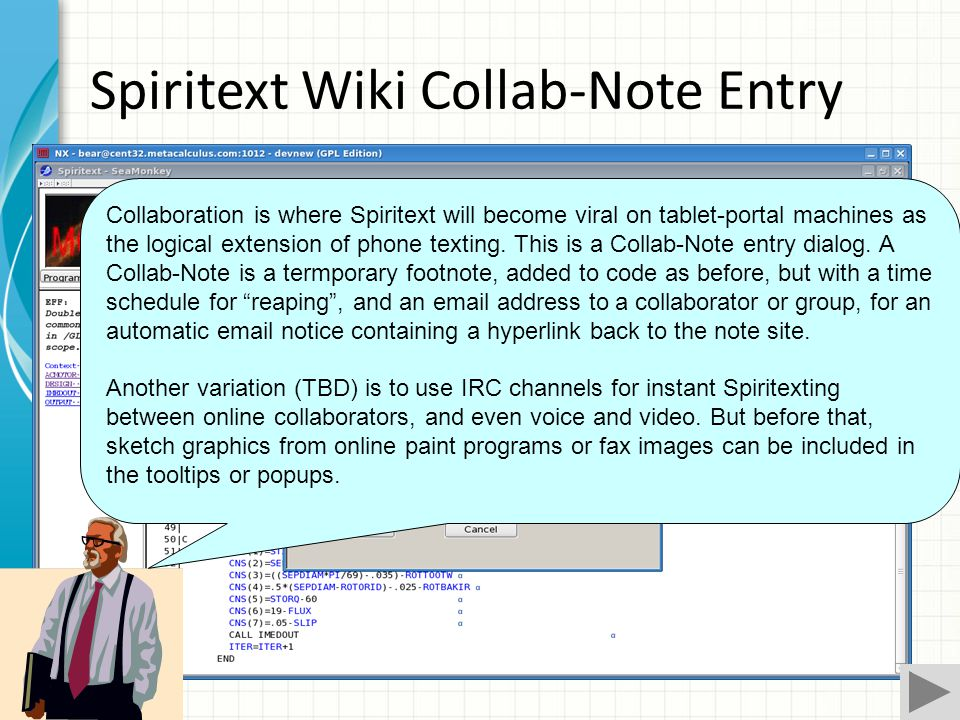 Wiki Application Specific Footnotes Here are examples of application-specific tooltip footnotes added to the Spiritext wiki. Footnote colors distingui