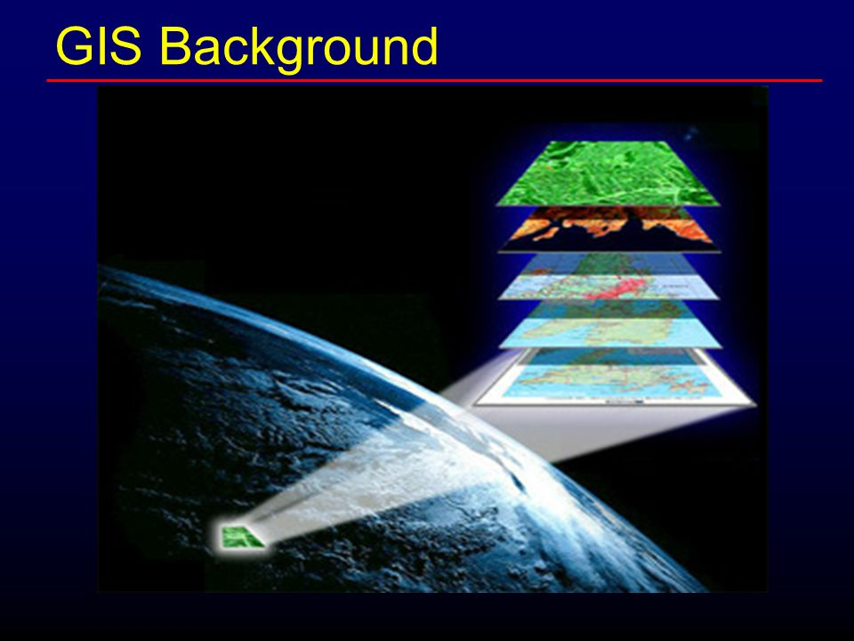 GIS Background
