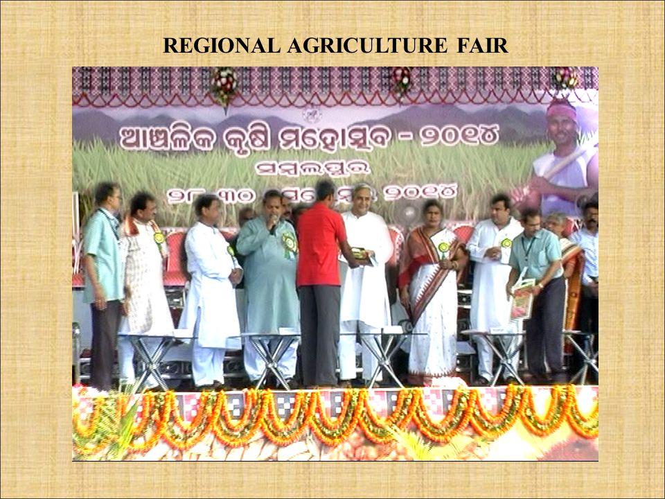 REGIONAL AGRICULTURE FAIR