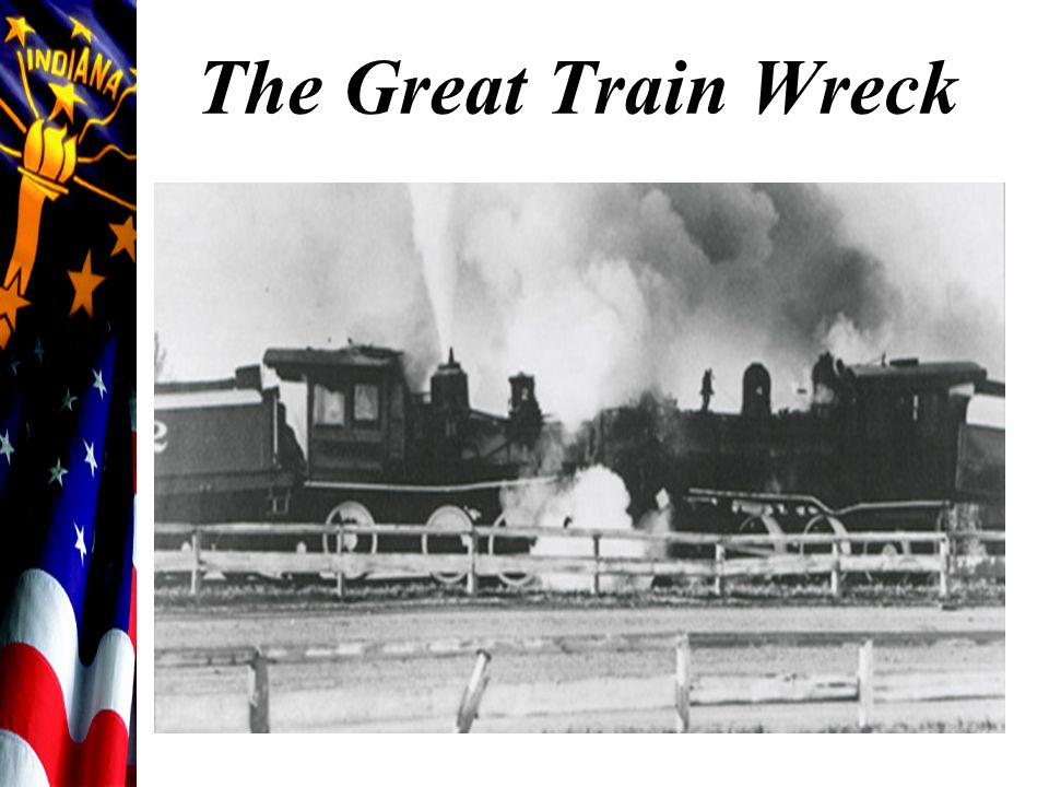 The Great Train Wreck