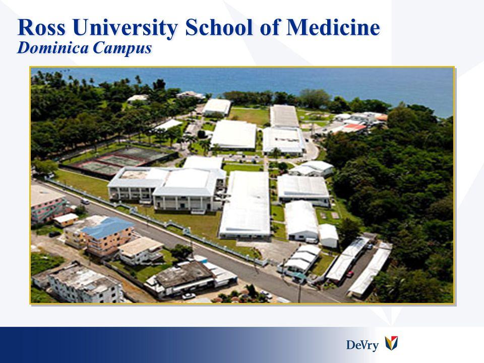 Ross University School of Veterinary Medicine On-Campus Student Housing