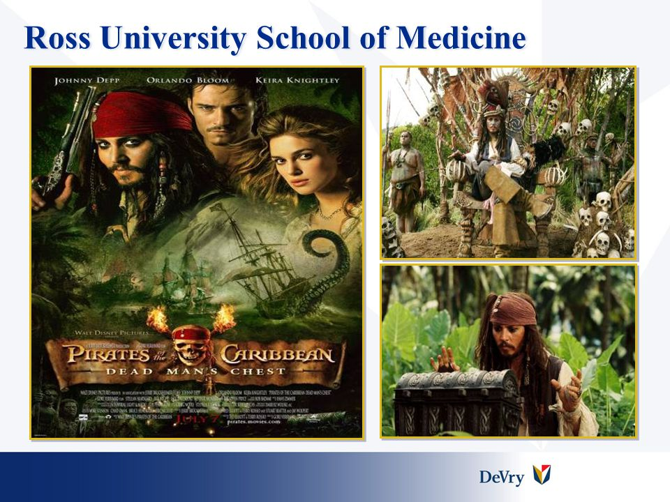 Ross University School of Veterinary Medicine U.S.