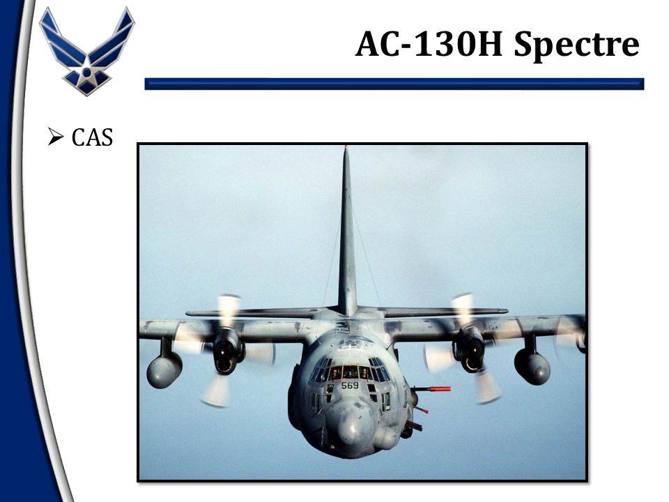  CAS AC-130H Spectre