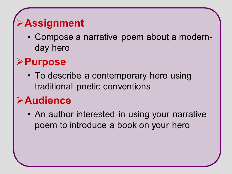  Draft  Conventions of Poetry Other conventions of poetry relate to how words are used, or word choice.