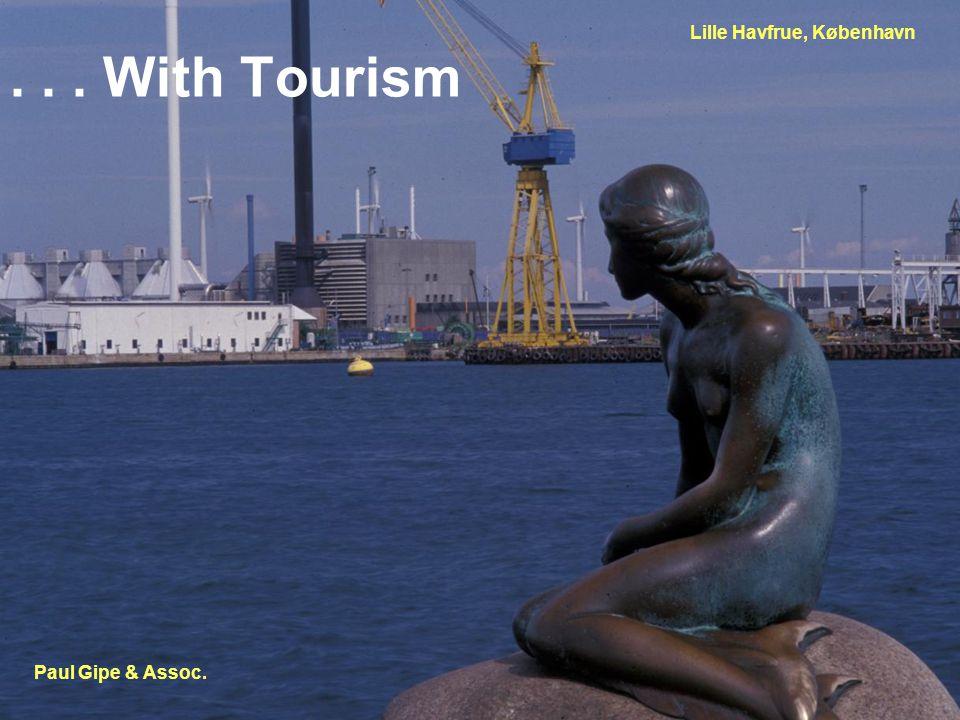 ... With Tourism Paul Gipe & Assoc. Lille Havfrue, København