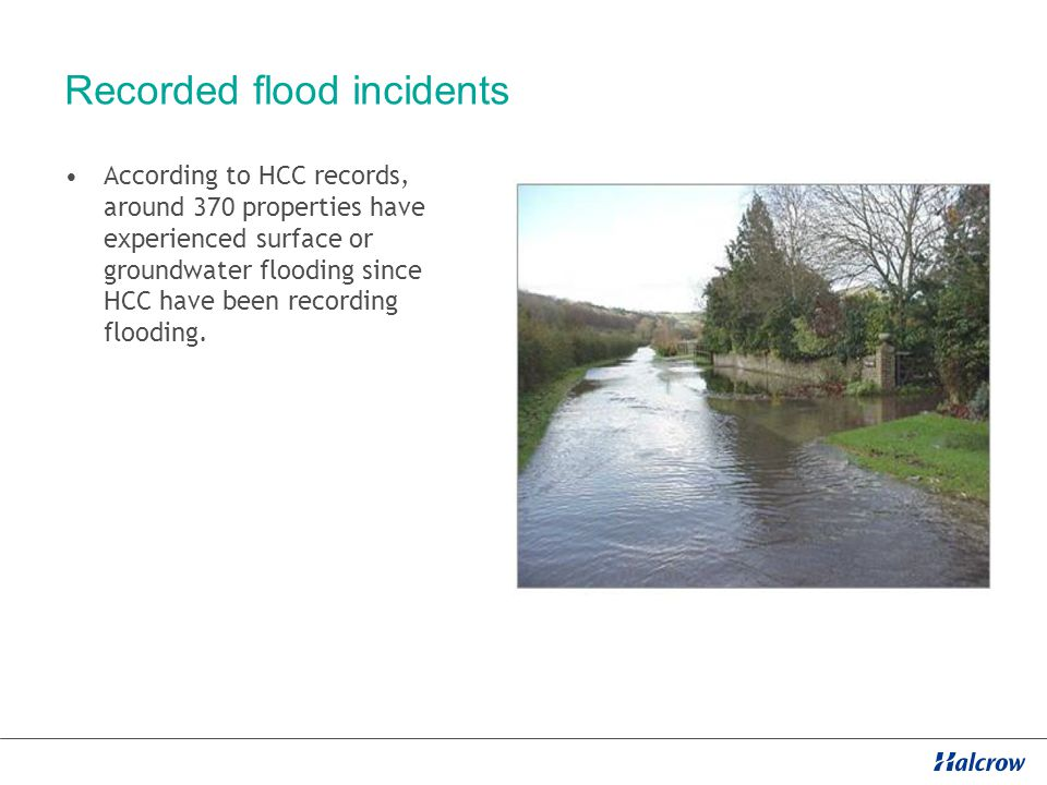 Background to LFRMS Flood Risk Regulations (2009) and the Flood and Water Management Act (2010) Places Lead Local Flood Authorities (LLFA) at the core of local flood risk management delivery.