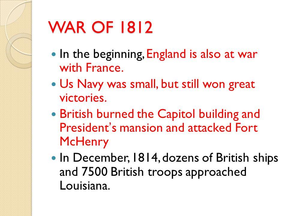 Madison Declares War.
