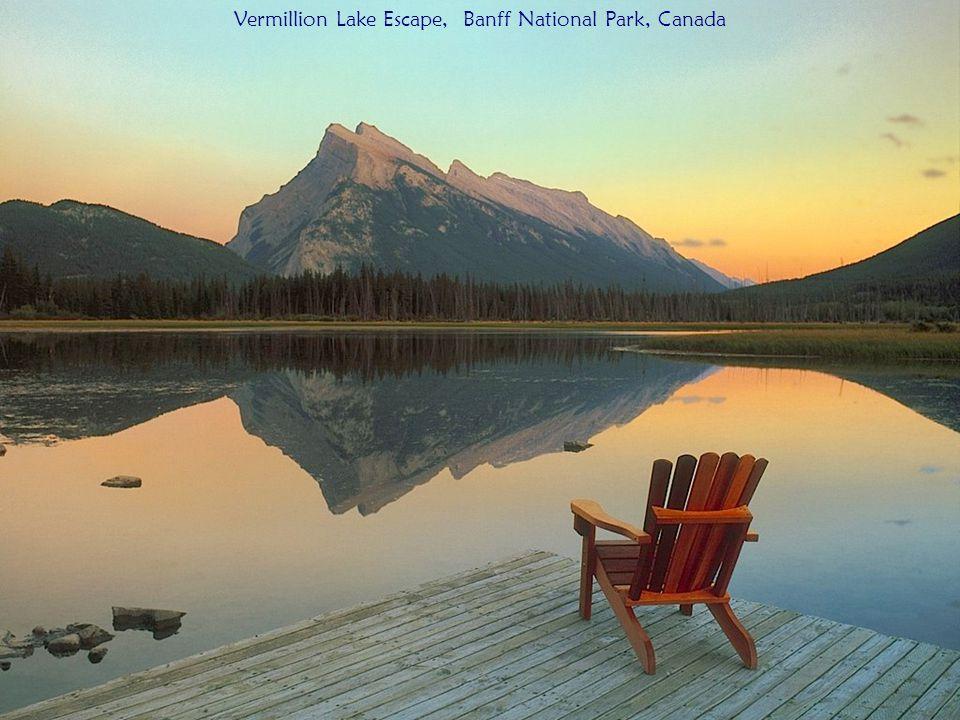Vermillion Lake Escape, Banff National Park, Canada