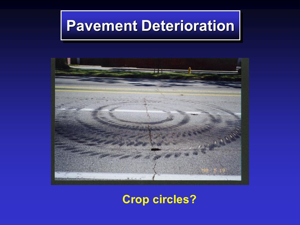  Arc-node Topology Linking GIS and Pavement Management Linking GIS and Pavement Management PM From To 1A St500ft 2 500 ft B St 3B St C St 12 3 GIS From To 1A St500ft 2 500 ft B St 3B St C St