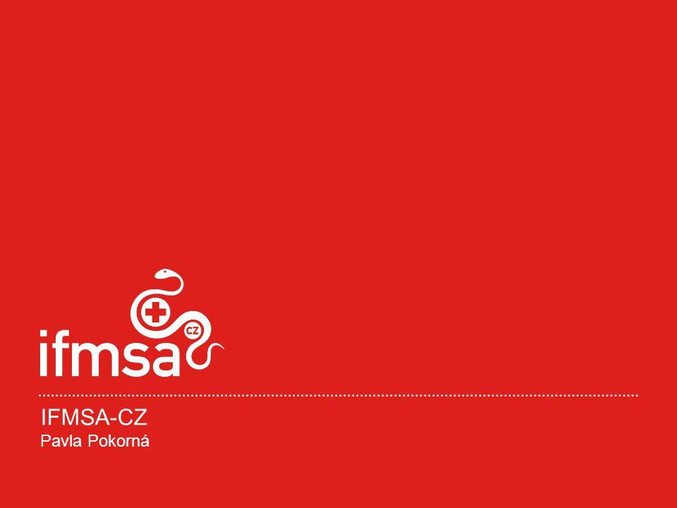 IFMSA-CZ Pavla Pokorná