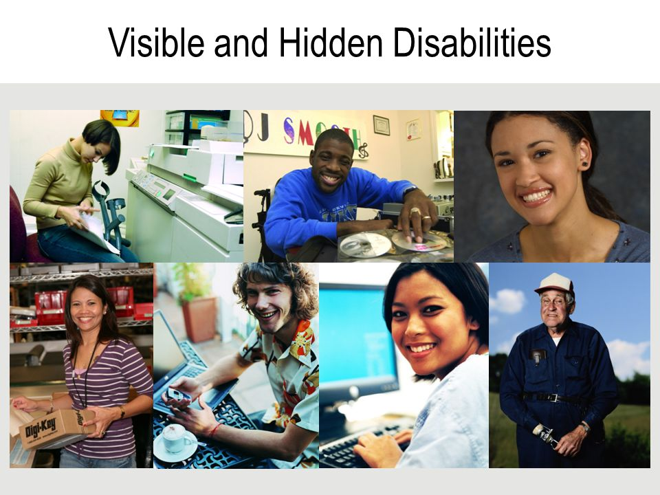 A significant portion of the 20% of the population with disabilities remains either unemployed or underemployed.