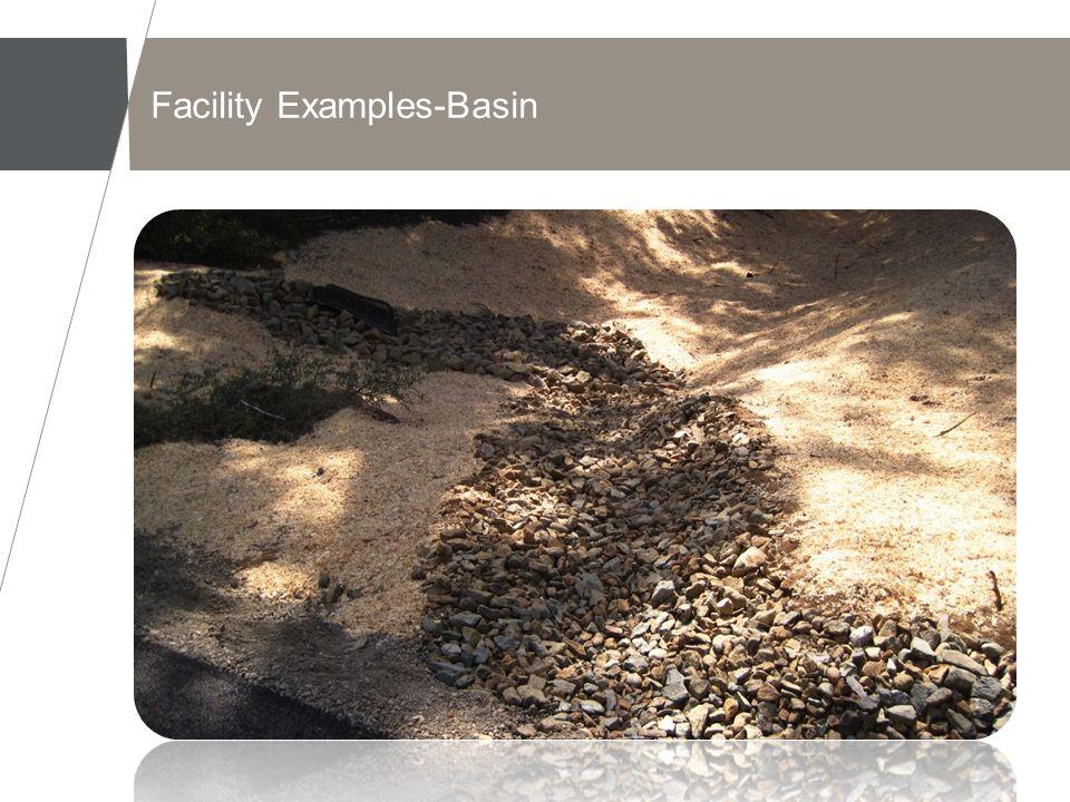 Facility Examples-Basin