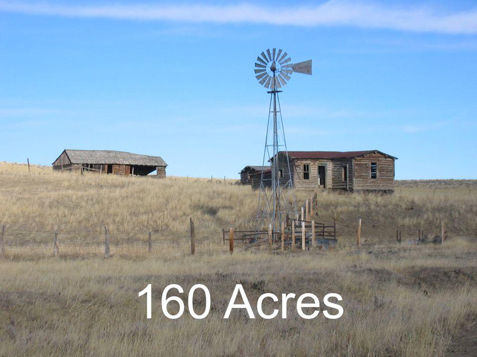 160 Acres