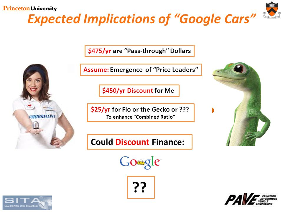 $475/yr are Pass-through Dollars $450/yr Discount for Me $25/yr for Flo or the Gecko or ??.