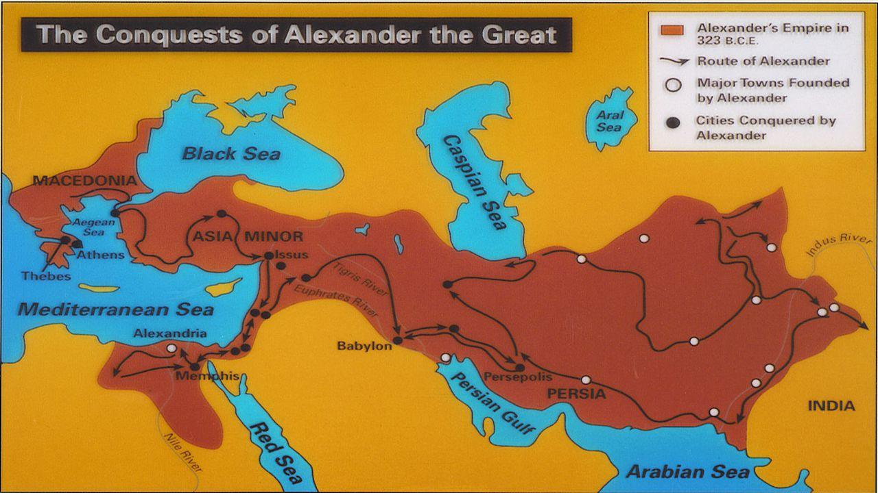 Alexander's Achievements  Everywhere Alexander went he purposely spread Greek culture.