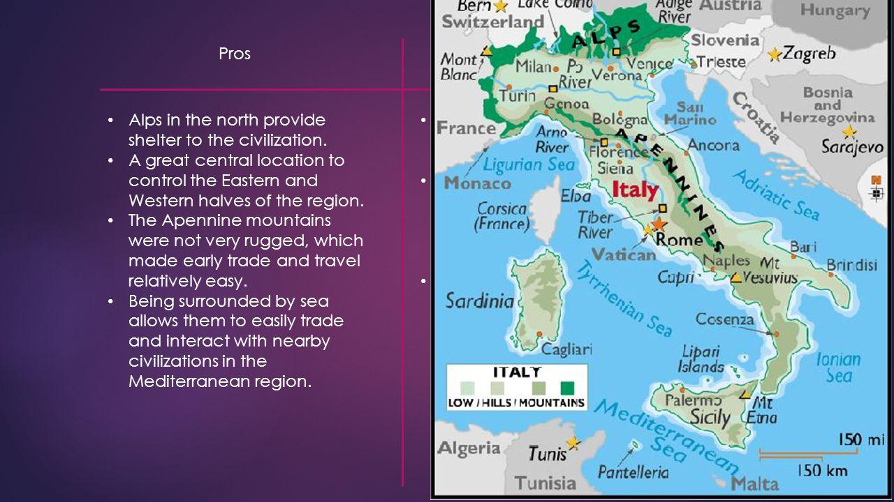 The Beginning of an Empire  Around 2,000 B.C.