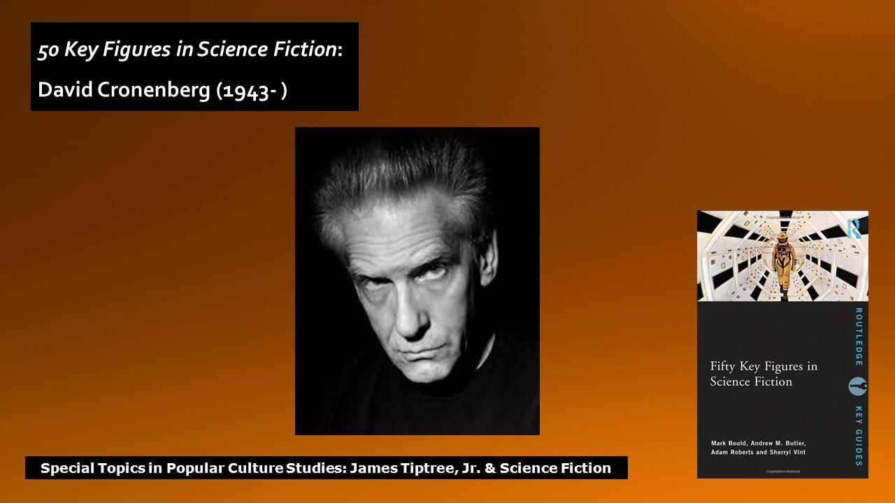 Special Topics in Popular Culture Studies: James Tiptree, Jr.