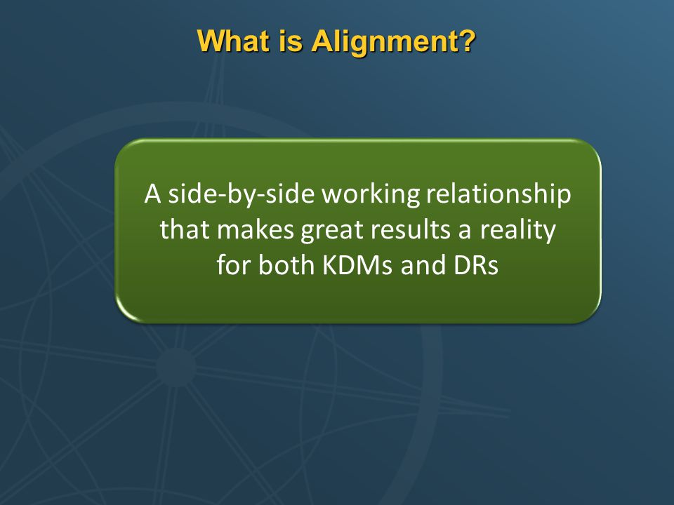What is Alignment?