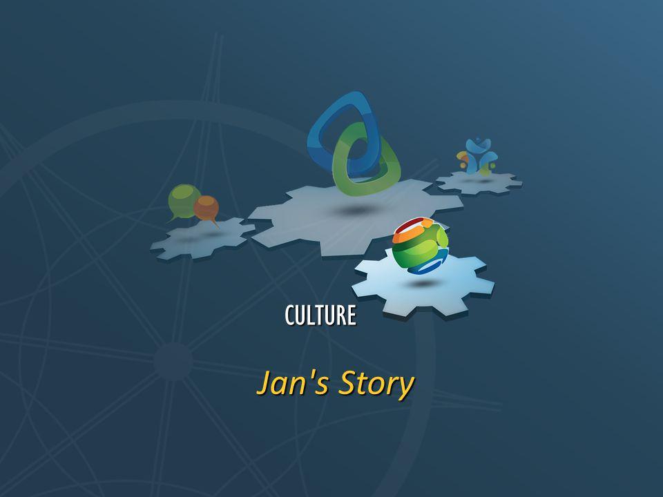 Jan s Story CULTURE
